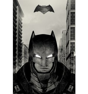 Poster - Batman vs. Superman (Battlesuit)