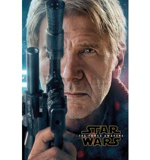 Poster - Star Wars VII (Han Solo)