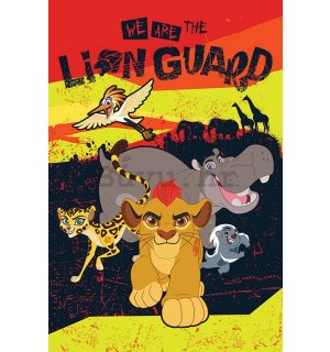 Poster - The Lion Guard (1)