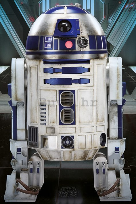 Poster - Star Wars (R2-D2)