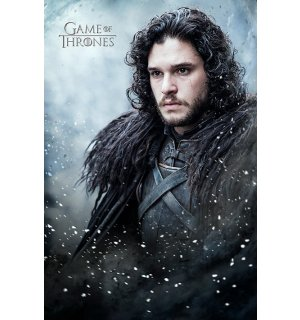 Poster - Game of Thrones (John Snow)