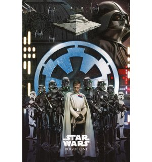 Poster - Star Wars Rogue One (Empire)