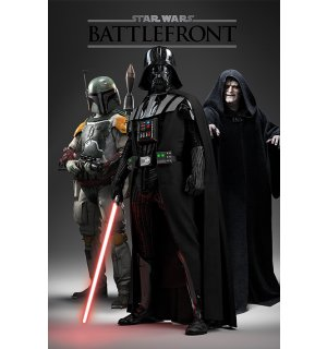 Poster - Star Wars Battlefront