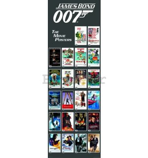 Poster - James Bond Movie Posters (1)