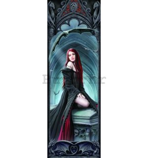 Poster - Anne Stokes Await the Night
