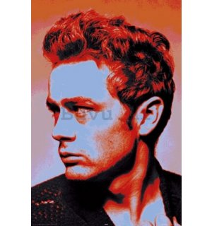 Poster - James Dean popart