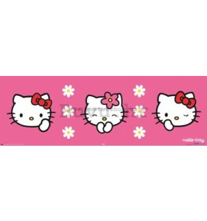 Poster - Hello Kitty 3 (Landscape)
