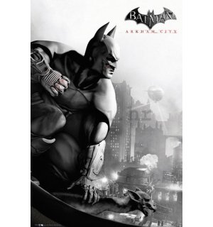 Poster - Batman Arkham City