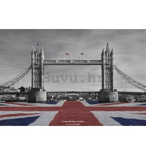 Poster - Tower Bridge, Tanya Chalkin