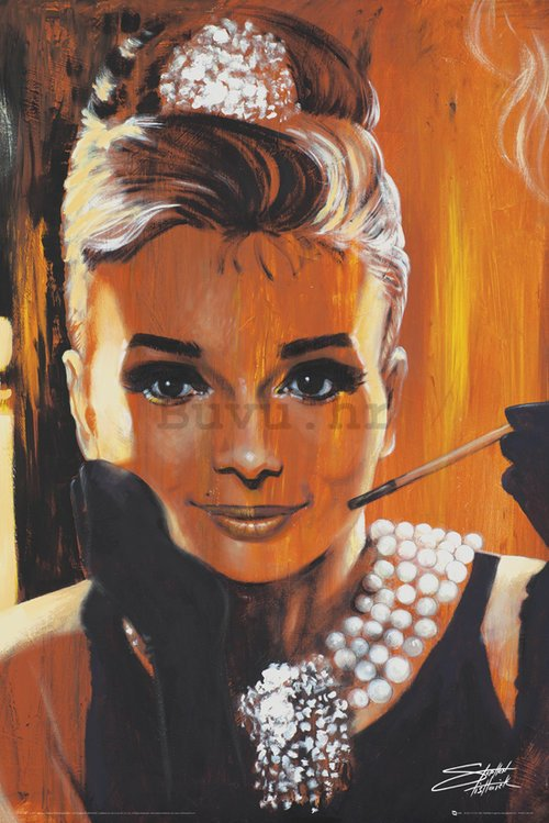 Poster - Fishwick, Breakfast at Tiffany's