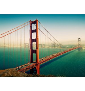 Foto tapeta: Golden Gate Bridge (2) - 232x315 cm