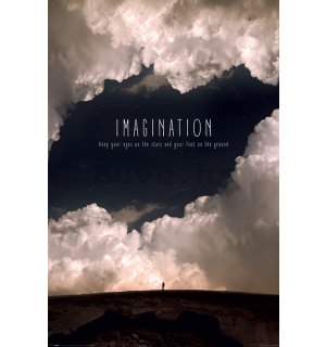 Poster - Imagination (Keep Your Eyes)