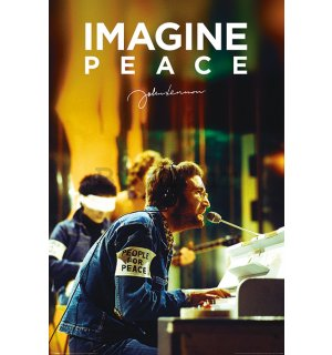 Poster - John Lennon (Imagine Peace)