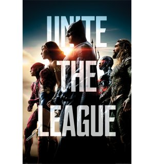 Poster - Justice League (United the League)