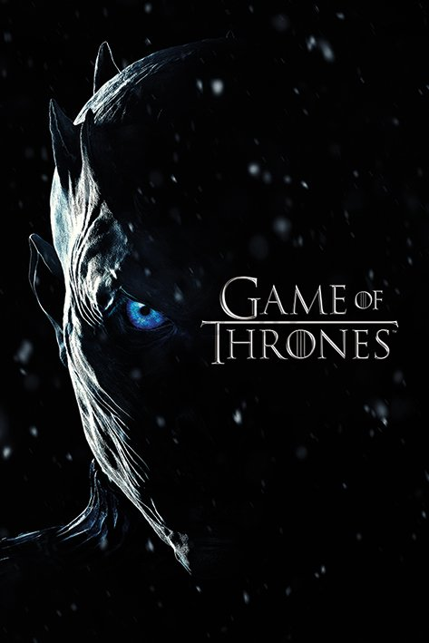 Poster - Game of Thrones (Dark Night King)