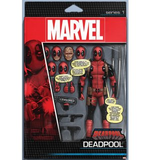 Poster - Deadpool (Action Figure)