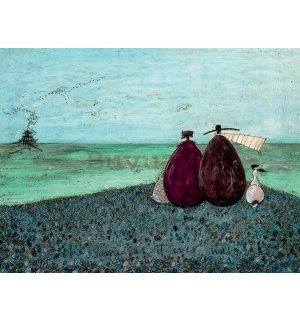 Slika na platnu - Sam Toft, The Same as it Ever Was