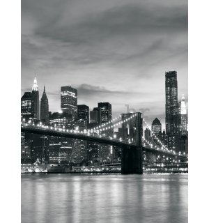 Foto tapeta: Brooklyn Bridge - 254x184 cm