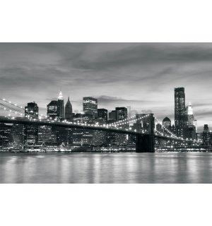 Foto tapeta Vlies: Brooklyn Bridge - 184x254 cm