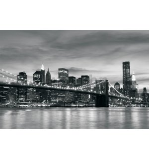 Foto tapeta Vlies: Brooklyn Bridge - 254x368 cm
