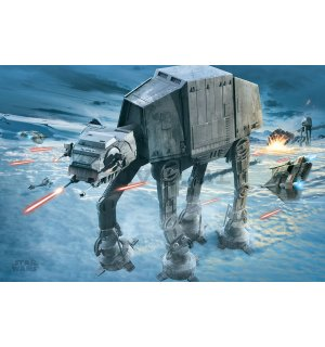 Poster - Star Wars (AT-AT)