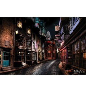 Poster - Harry Potter (Diagon Alley)