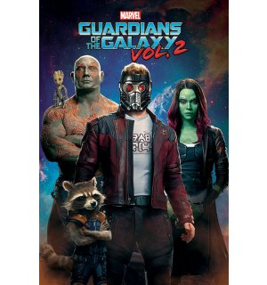 Poster - Guardians of the Galaxy vol.2 (1)