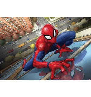 Foto tapeta: Spiderman (7) - 254x368 cm