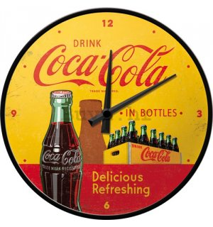 Retro sat - Coca-Cola (Have a Coke)