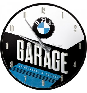 Retro sat - BMW Garage