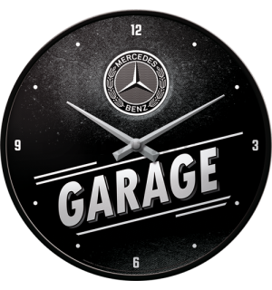 Retro sat - Mercedes-Benz Garage