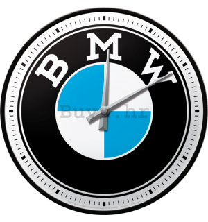 Retro sat - BMW Logo