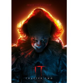 Poster - IT Chapter Two (Come Back nad Play)