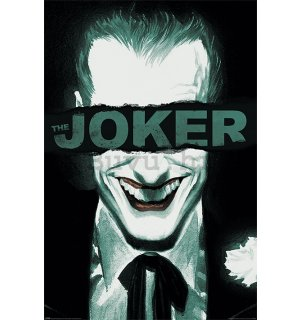 Poster - The Joker (Put on a Happy Face)