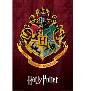 Poster - Harry Potter (Hogwarts School Crest)