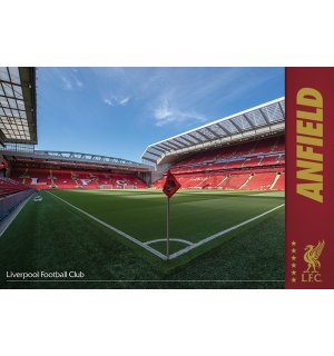 Poster - Liverpool FC (Anfield)