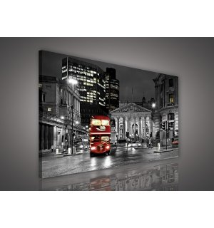 Slika na platnu: London - 75x100 cm