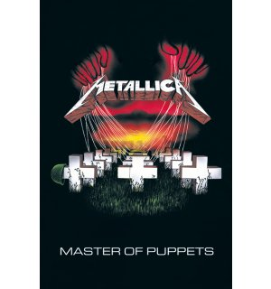 Poster - Metallica (Master of Puppets)