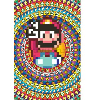 Poster - Super Mario (Power Ups)