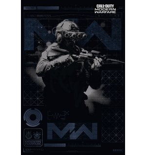 Poster - Call of Duty: Modern Warfare (Elite)