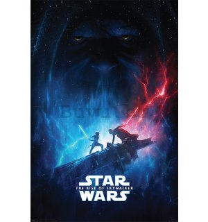 Poster - Star Wars: The Rise of Skywalker (Galactic Encounter)