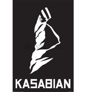 Poster - Kasabian (Ultra Face)