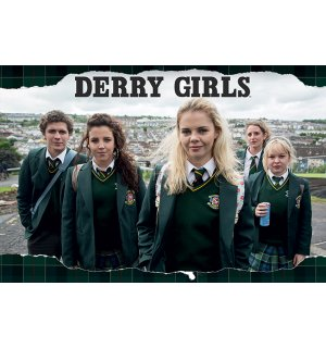Poster - Derry Girls (Rip)