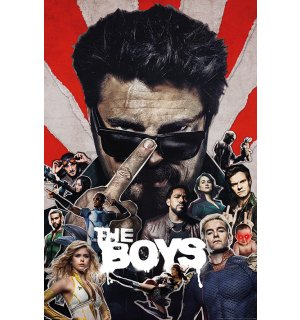 Poster - The Boys (Sunburst)